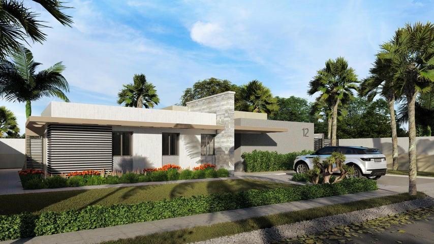 Casa La Altagracia>Punta Cana>Punta Cana - Venta:171.000 Dolares - codigo: 21-1816