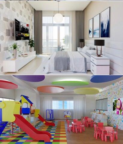 Apartamento Santo Domingo>Distrito Nacional>Bella Vista - Venta:198.000 Dolares - codigo: 21-1852