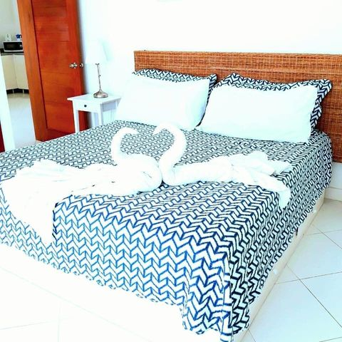 Apartamento La Altagracia>Punta Cana>Bavaro - Alquiler:1.500 Dolares - codigo: 21-1870