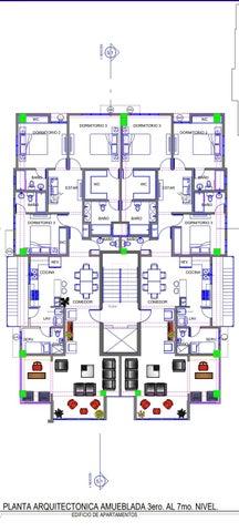 Apartamento Santo Domingo>Distrito Nacional>Renacimiento - Venta:188.000 Dolares - codigo: 21-1900