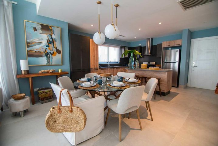Apartamento La Altagracia>Punta Cana>Cap Cana - Venta:278.000 Dolares - codigo: 21-1908