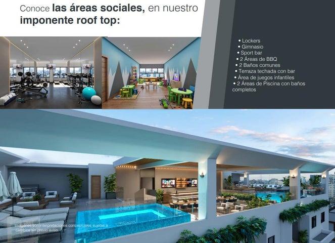 Apartamento Santo Domingo>Distrito Nacional>Viejo Arroyo Hondo - Venta:146.800 Dolares - codigo: 21-2087