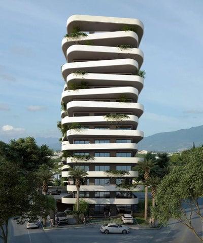 Apartamento Santiago de los Caballeros>Santiago>Santiago de los Caballeros - Venta:480.000 Dolares - codigo: 21-2100
