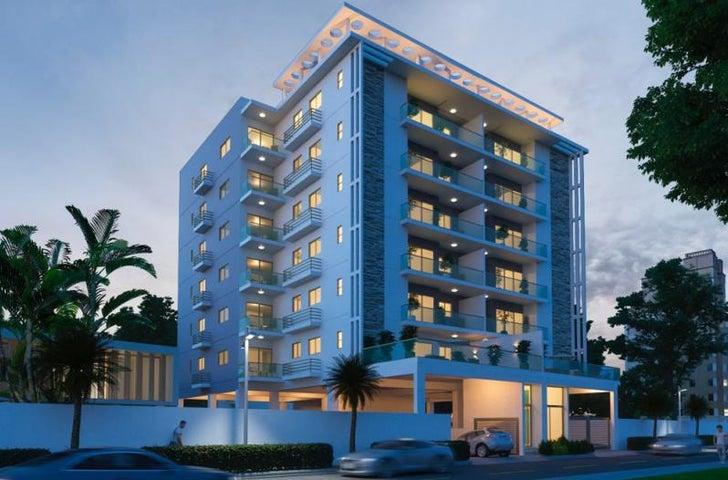Apartamento Santo Domingo>Distrito Nacional>Renacimiento - Venta:185.900 Dolares - codigo: 21-2121