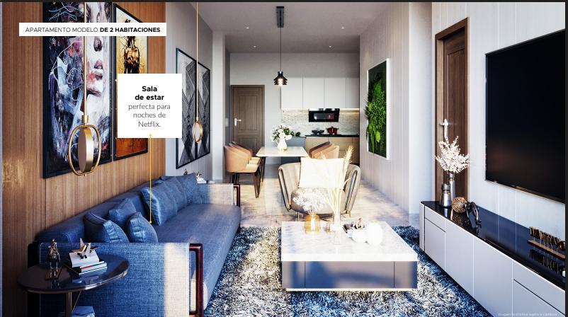 Apartamento Santo Domingo>Distrito Nacional>Mirador Norte - Venta:198.000 Dolares - codigo: 21-2224