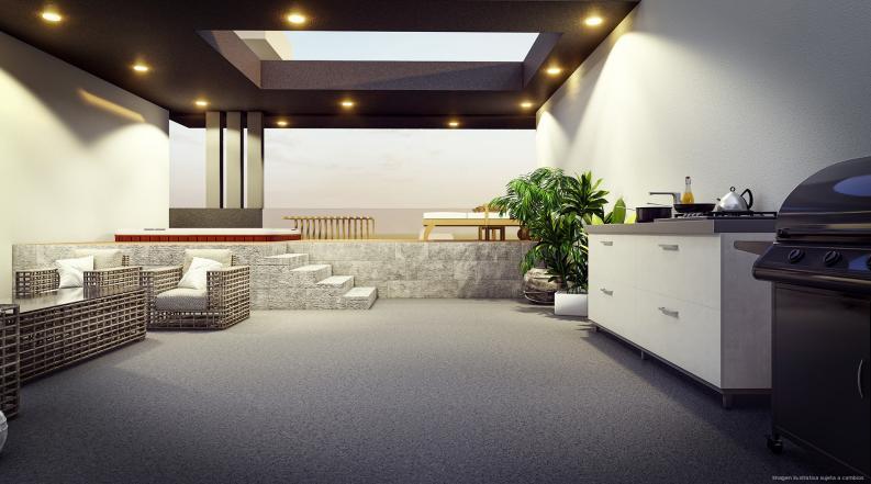 Apartamento Santo Domingo>Distrito Nacional>Mirador Norte - Venta:106.000 Dolares - codigo: 21-2229
