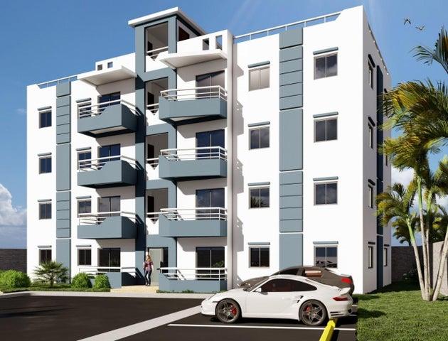 Apartamento Santo Domingo>Santo domingo Este>Vista Hermosa - Venta:3.100.000 Pesos - codigo: 21-2237