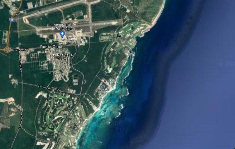 Terreno La Altagracia>Punta Cana>Punta Cana - Venta:127.911 Dolares - codigo: 21-2239