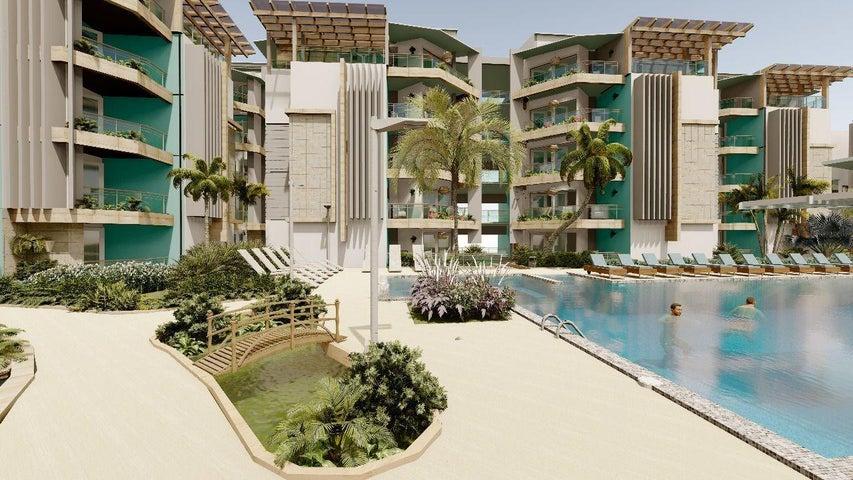 Apartamento La Altagracia>Punta Cana>Bavaro - Venta:290.000 Dolares - codigo: 21-2254