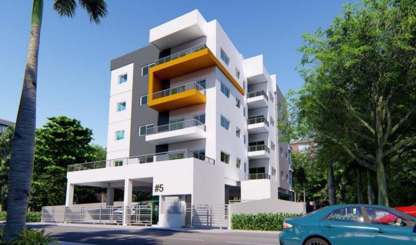 Apartamento Santo Domingo>Distrito Nacional>Urbanizacion Fernandez - Venta:203.000 Dolares - codigo: 21-2261