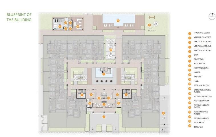 Apartamento La Altagracia>Punta Cana>Punta Cana - Venta:258.017 Dolares - codigo: 21-2272