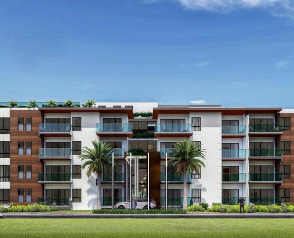 Apartamento La Altagracia>Punta Cana>Punta Cana - Venta:222.457 Dolares - codigo: 21-2293