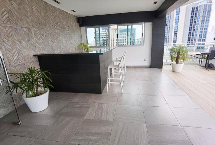 Apartamento Santo Domingo>Distrito Nacional>Piantini - Alquiler:1.250 Dolares - codigo: 21-2295