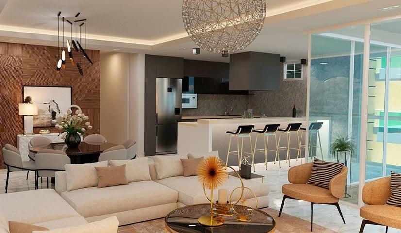 Apartamento La Altagracia>Punta Cana>Cap Cana - Venta:183.000 Dolares - codigo: 21-2299