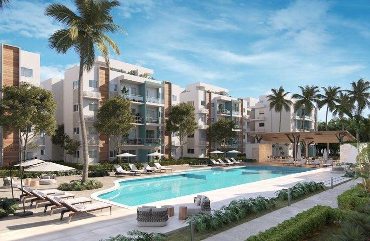 Apartamento La Altagracia>Punta Cana>Bavaro - Venta:42.400 Dolares - codigo: 21-2307