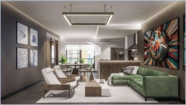 Apartamento Santo Domingo>Distrito Nacional>La Esperilla - Venta:241.400 Dolares - codigo: 21-2360