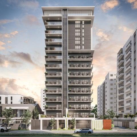 Apartamento Santo Domingo>Distrito Nacional>La Esperilla - Venta:217.600 Dolares - codigo: 21-2358