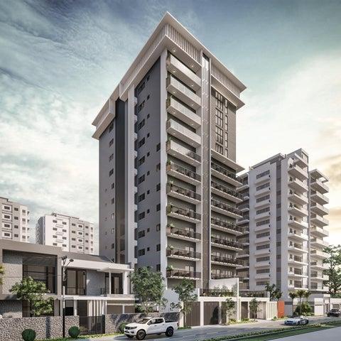 Apartamento Santo Domingo>Distrito Nacional>La Esperilla - Venta:233.200 Dolares - codigo: 21-2359