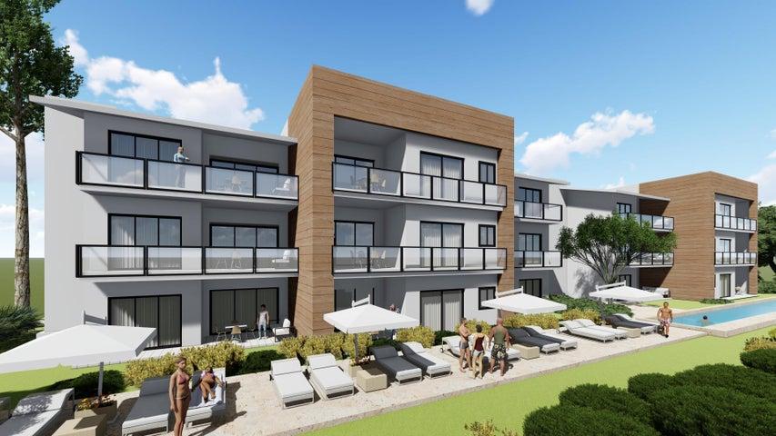 Apartamento La Altagracia>Punta Cana>Bavaro - Venta:240.000 Dolares - codigo: 21-2379