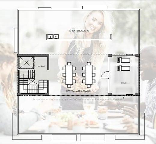 Apartamento Santo Domingo>Distrito Nacional>Miramar - Venta:85.674 Dolares - codigo: 21-2427