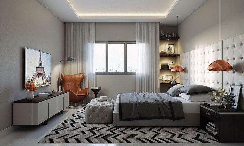Apartamento Santo Domingo>Distrito Nacional>Naco - Venta:225.260 Dolares - codigo: 21-2476