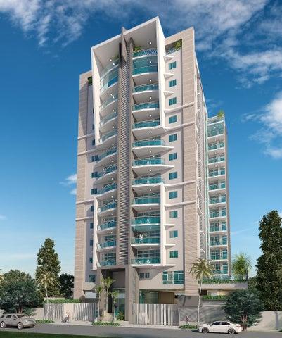 Apartamento Santo Domingo>Distrito Nacional>Naco - Venta:242.000 Dolares - codigo: 21-2478