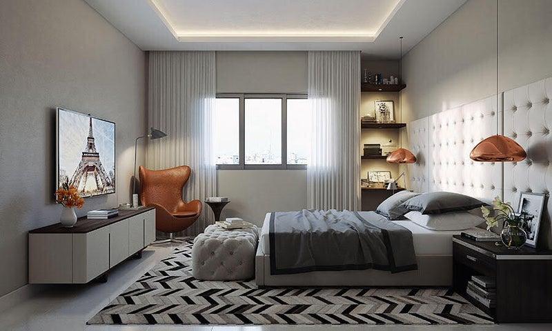 Apartamento Santo Domingo>Distrito Nacional>Naco - Venta:302.500 Dolares - codigo: 21-2498