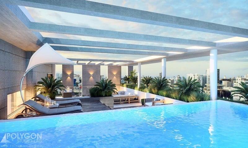 Apartamento Santo Domingo>Distrito Nacional>Serralles - Venta:222.000 Dolares - codigo: 21-2592