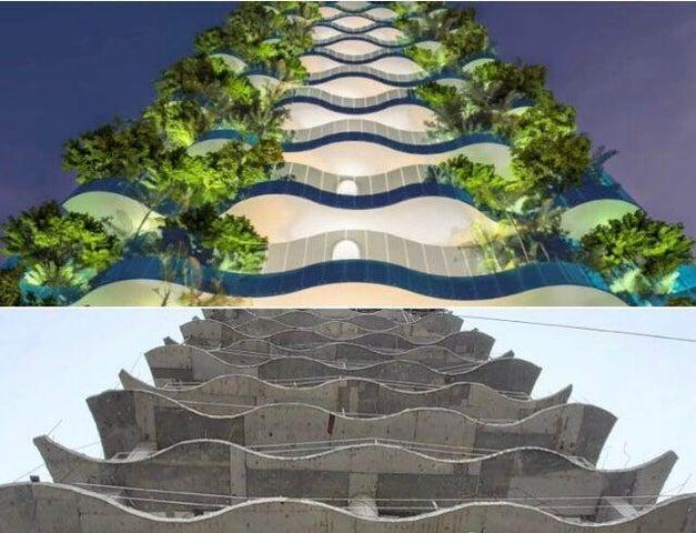 Apartamento Santo Domingo>Distrito Nacional>Naco - Venta:620.000 Dolares - codigo: 21-2640