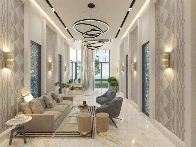 Apartamento Santo Domingo>Distrito Nacional>Serralles - Venta:190.000 Dolares - codigo: 21-2690