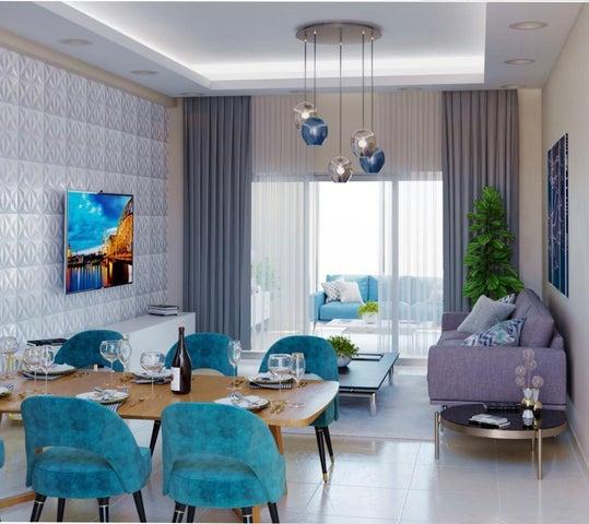Apartamento Santo Domingo>Distrito Nacional>Bella Vista - Venta:222.000 Dolares - codigo: 21-2712