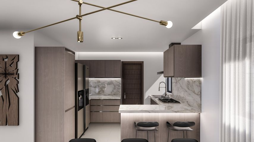 Apartamento Santo Domingo>Distrito Nacional>Los Restauradores - Venta:160.700 Dolares - codigo: 21-2725