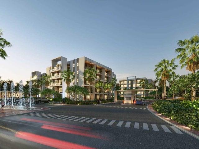 Apartamento La Altagracia>Punta Cana>Punta Cana - Venta:109.638 Dolares - codigo: 21-2728