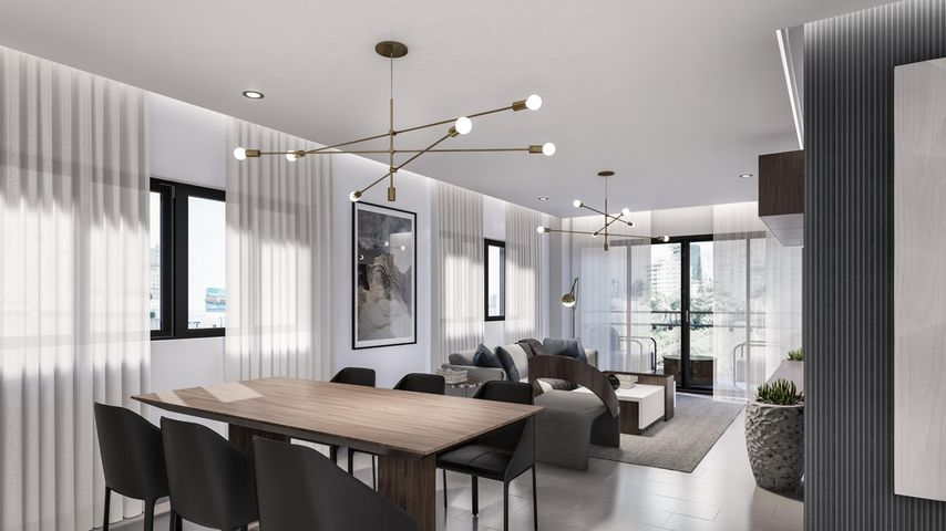 Apartamento Santo Domingo>Distrito Nacional>Los Restauradores - Venta:163.200 Dolares - codigo: 21-2751