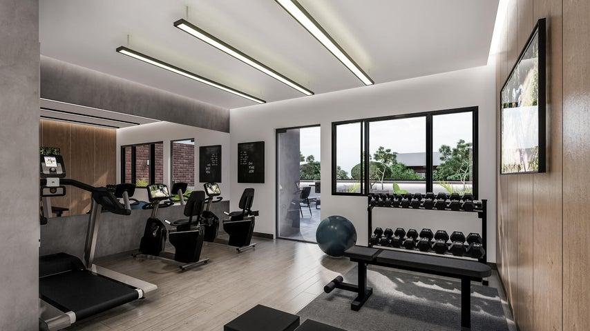 Apartamento Santo Domingo>Distrito Nacional>Los Restauradores - Venta:128.800 Dolares - codigo: 21-2752