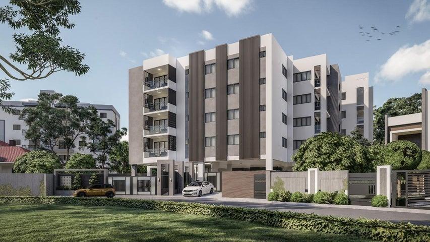 Apartamento Santo Domingo>Distrito Nacional>Los Restauradores - Venta:171.600 Dolares - codigo: 21-2759