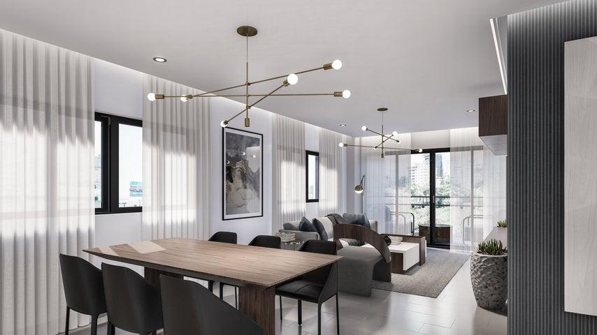 Apartamento Santo Domingo>Distrito Nacional>Los Restauradores - Venta:166.100 Dolares - codigo: 21-2760
