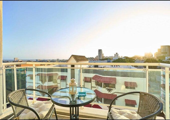 Apartamento Santo Domingo>Distrito Nacional>La Julia - Alquiler:880 Dolares - codigo: 21-2763