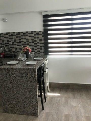 Apartamento Santo Domingo>Distrito Nacional>El Vergel - Alquiler:875 Dolares - codigo: 21-2767