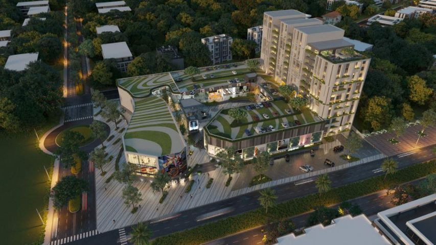 Apartamento Santo Domingo>Santo Domingo Oeste>Av Prolongacion 27 de Febrero - Venta:87.000 Dolares - codigo: 21-2777