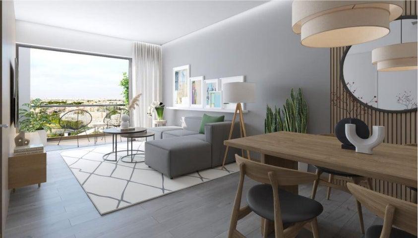 Apartamento Santo Domingo>Santo Domingo Oeste>Av Prolongacion 27 de Febrero - Venta:202.500 Dolares - codigo: 21-2778