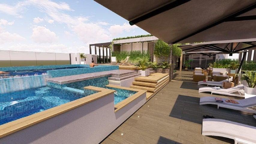 Apartamento Santo Domingo>Distrito Nacional>Bella Vista - Venta:128.081 Dolares - codigo: 21-2794