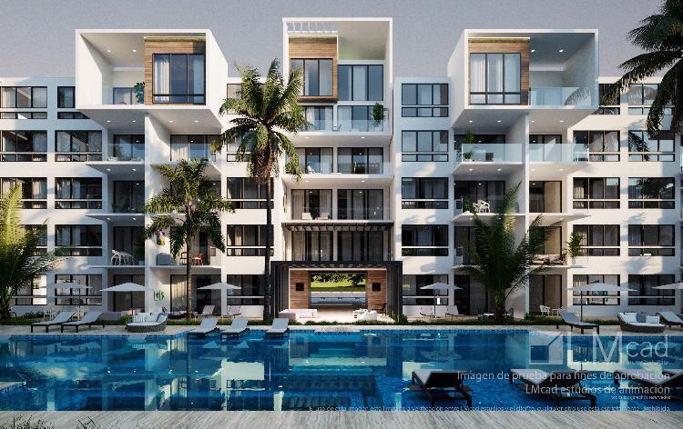 Apartamento La Altagracia>Punta Cana>Punta Cana - Venta:136.500 Dolares - codigo: 21-2801