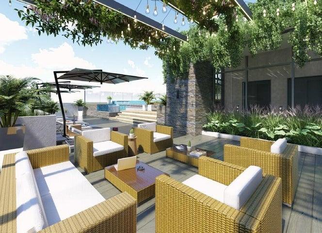 Apartamento Santo Domingo>Distrito Nacional>Bella Vista - Venta:275.231 Dolares - codigo: 21-2815