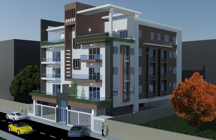 Apartamento Santo Domingo>Distrito Nacional>Los Prados - Venta:168.588 Dolares - codigo: 21-2864