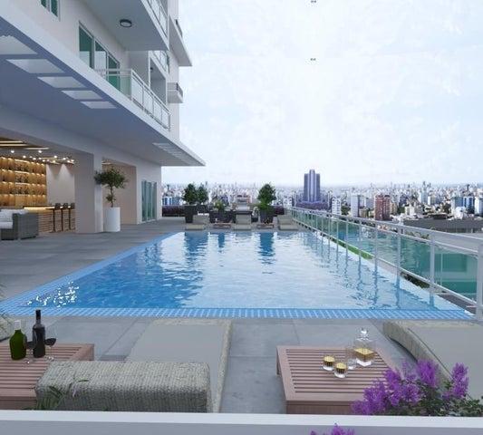 Apartamento Santo Domingo>Santo domingo Este>Alma Rosa I - Venta:91.678 Dolares - codigo: 21-2873