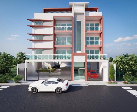 Apartamento Santo Domingo>Distrito Nacional>Buenos Aires del Mirador - Venta:158.000 Dolares - codigo: 21-2981