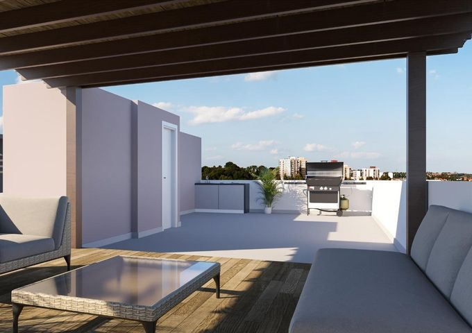 Apartamento Santo Domingo>Distrito Nacional>Buenos Aires del Mirador - Venta:147.000 Dolares - codigo: 21-2984