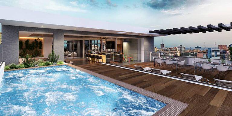 Apartamento Santo Domingo>Distrito Nacional>Bella Vista - Venta:279.000 Dolares - codigo: 21-2990