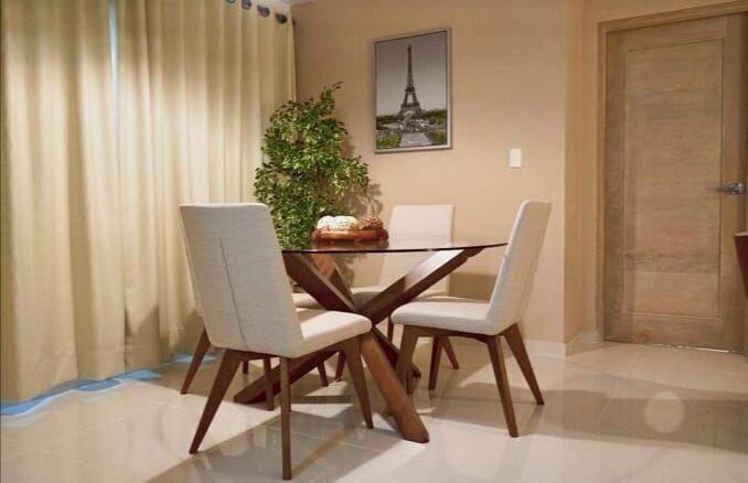 Apartamento Santo Domingo>Distrito Nacional>Piantini - Alquiler:1.250 Dolares - codigo: 21-375